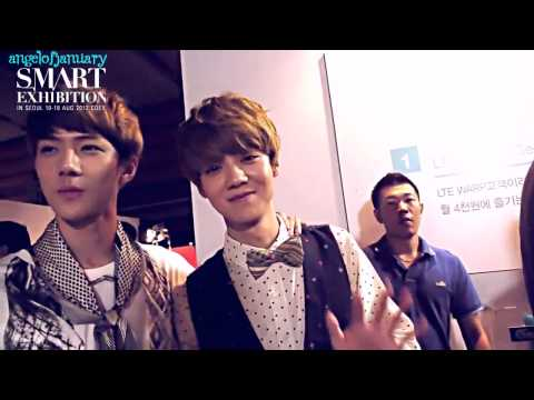 [Thai Sub] 120903 Genie with SMART - EXO [SNSD, F(x)]