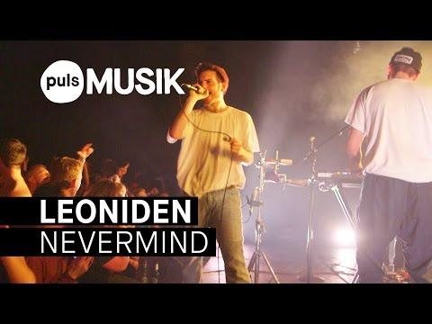 Leoniden - Nevermind (live in der Pumpe in Kiel)
