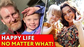 These Famous Parents of Kids With Down Syndrome Change The World   ⭐OSSA