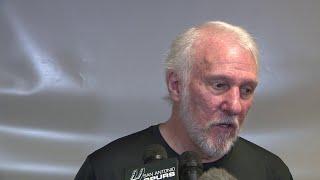 Video: Gregg Popovich discusses Kawhi Leonard trade (Part 2)