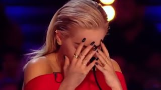 Hardest Decision For Judge Rita!- Louisa Johnson Six Chair Challenge on X Factor UK