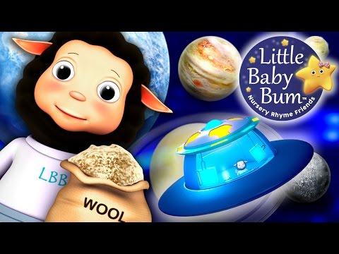Baa Baa Black Sheep | Part 2 | Nursery Rhymes | by LittleBabyBum!