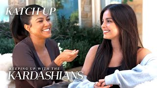 "Kourtney & Addison Bunker Down: ""KUWTK"" Katch-Up (S20, Ep4) 