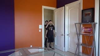 SURPRISING MY BROTHER WITH HIS DREAM ROOM!! (INSANE)   FaZe Rug