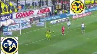 """América vs león 3-2 2015 """"matosas en el ame"""""""