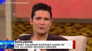 Corey Feldman Names #2nd Hollywood Pedophile On DR. OZ Show
