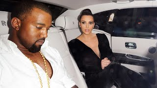Kim Kardashian and Kanye West Having DIFFICULTIES in Their Marriage (Source)