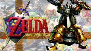 Middle Boss Battle - The Legend of Zelda: Ocarina of Time OST