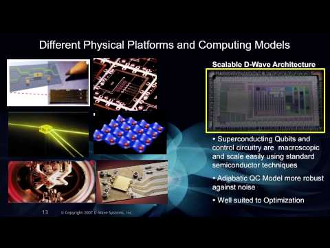 Quantum Computing - Accessing Vast Untapped Resources