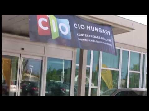 CIO Hungary konferencia - 2014. április 10-11. Balatonalmádi