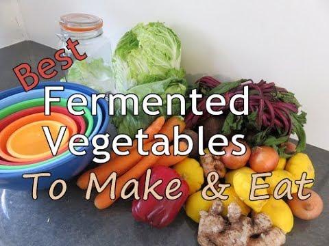 Best Fermented Vegetables