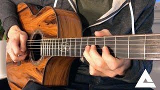 Fade To Black Solo - Metallica - Acoustic Guitar Cover