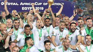 AFCON 2019 Senegal vs Algeria All Goals and Highlights