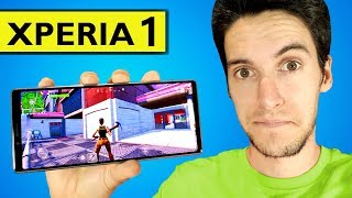 Video Sony Xperia 1 6wMBOQz82ho