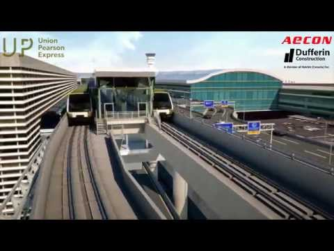 Toronto's Airport Rail Link