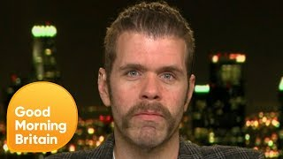 Perez Hilton Says There Is 'No Way Back for Harvey Weinstein' | Good Morning Britain