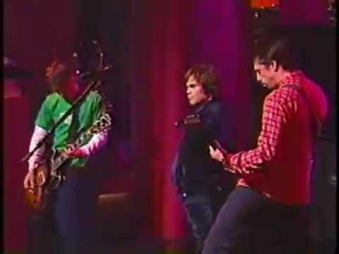 Foo Fighters & Jack Black - My Hero (Live 2002)
