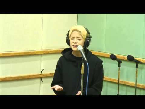[Radio] 150227 f(x) Amber - Beautiful on Kim Jungsoo's Gayo Plaza