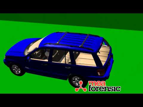 Rollover Collision Reconstruction - MEA Forensic