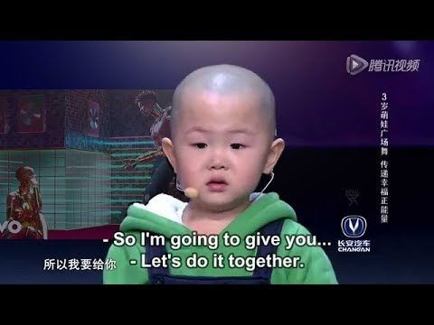 3 years old asian dances on Lil Nas X - Panini 2019
