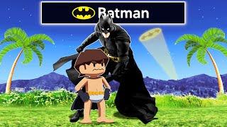 Adopted By BATMAN In GTA 5!