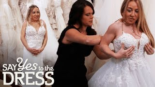 Little Person Bride Wants A Stylish & Sexy Dress | Say Yes To The Dress Lancashire