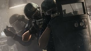 Rainbow Six Siege E3 2014 Gameplay World Premiere