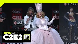 The Crown Champions Of Cosplay | C2E2 2019 | SYFY WIRE