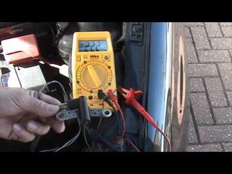 Testing Crankshaft Position Sensor Cps Inductive Youtube