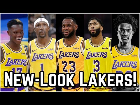 Los Angeles Lakers NEW-LOOK Roster Breakdown After Damian Jones Signing! | LeBron James Gets Help!