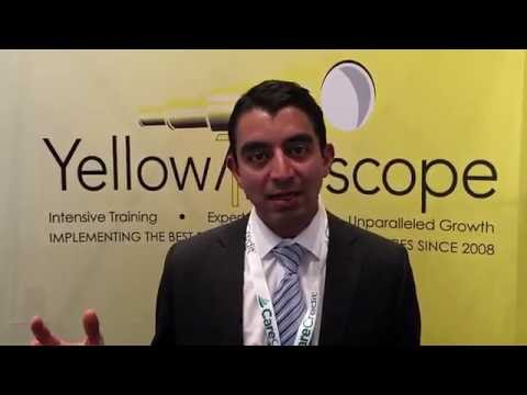 YellowTelescope Testimonial