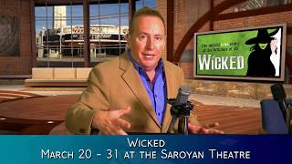 Wicked - The Musical in Fresno from March 20th - 31st, 2019 at the Saroyan Theatre