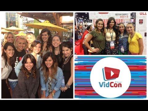 VidCon 2013 Recap Brooklyn And Bailey - Smashpipe People