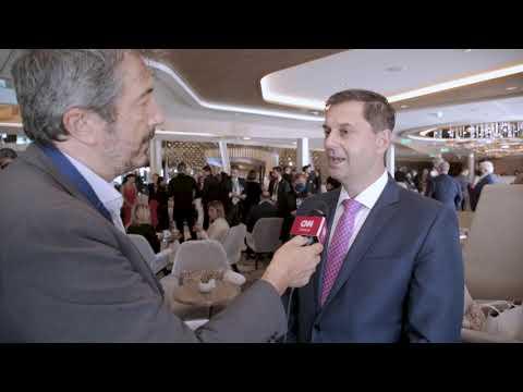 Θεοχάρης στο CNN Greece: Ηγέτης η Ελλάδα στην κρουαζιέρα Αυξάνονται σταθερά οι τουριστικές ροές