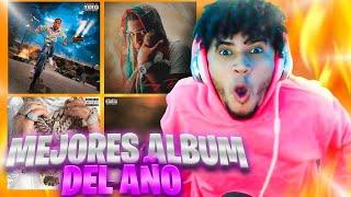 LOS MEJORES ALBUMS DEL 2020 (YHLQMDLG, EMMANUEL, EASY MONEY BABY, ETC..)
