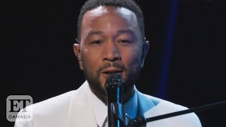 John Legend's Emotional BBMAs Performance