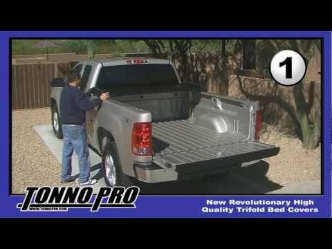 Tonno Pro Trifold Tonneau Cover