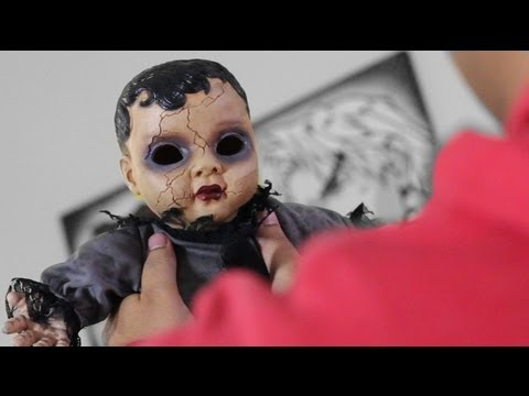 HAUNTED DOLL! - Smashpipe Comedy