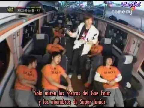 Super Junior Rey LeeTeuk (Sub.Esp)