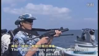 Cận cảnh trạm trán nổ súng với cướp biển Somali