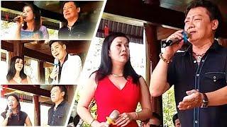 Những cặp đôi song ca đã làm nức lòng quý vị quan khách đến dự buổi tiệc ngày hôm ấy!
