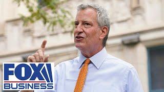 NYC Mayor de Blasio hints indoor dining may not return until 2021