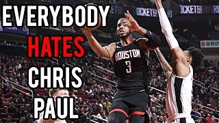 Everybody HATES Chris Paul