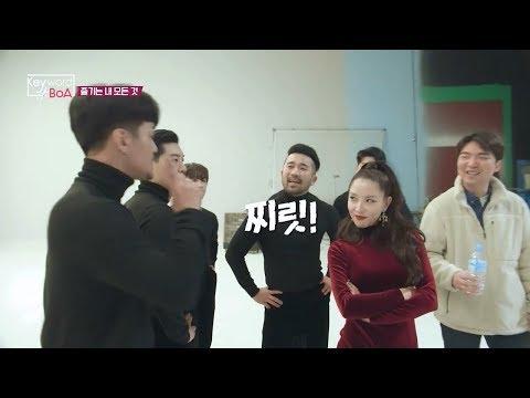 보아 앨범 작업 메이킹 (feat. 보아 팀)