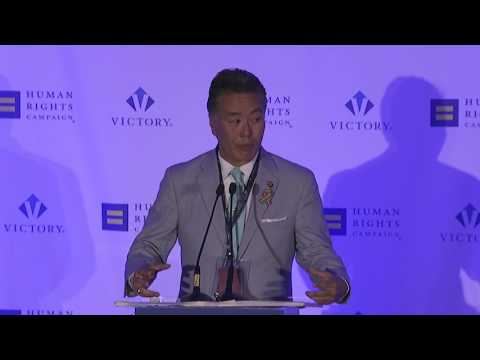 Mark Takano speaks to HRC and The Victory Fund