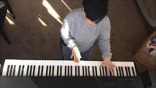 Liam Payne and Rita Ora - For you, Piano cover