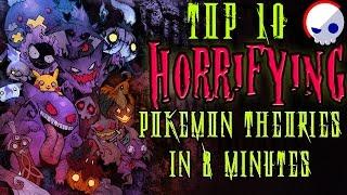 10 Spooky Pokemon Theories | Gnoggin