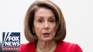 Pelosi says she will block Trump's State of the Union
