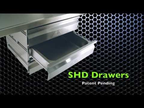 SHD Drawers by Advance Tabco