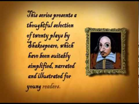 Complete Collection of Shakespeare (Children Stories)